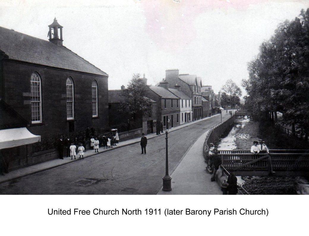 Barony Church 1911