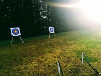 Archery in Alyth